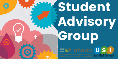 AHEAD/USI Student Advisory Group Applications Open