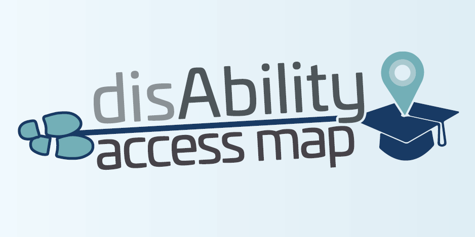 Get to college with DisAbility Access Map!
