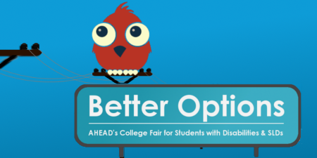 Better Options 2014 - A College Fair For You!