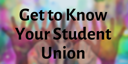 Blog: Get to know your Students' Union