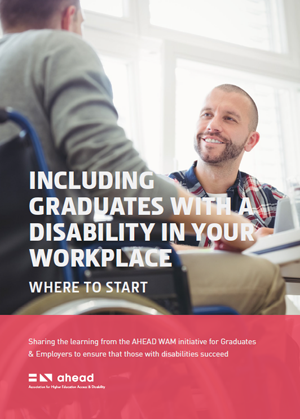 Including Graduates with a Disability in Your Workplace
